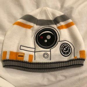 Star Wars BB8 knit hat
